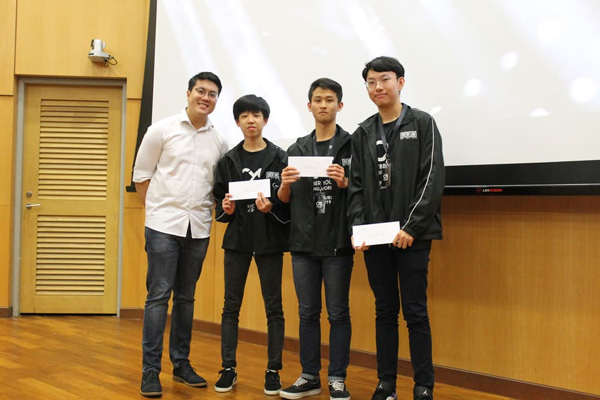 Cyber Youth Singapore Camp 2019